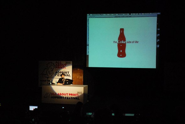 Sue Andersen, Creative Director Coca-Cola