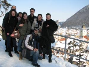 ASJCistii si o bucatica de OSEisti in Brasov