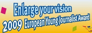 European Young Journalist Award
