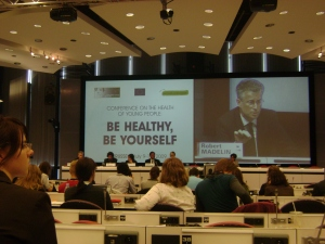 Conference on the health of young people